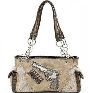 Western Concealed Carry Purses & Handbags