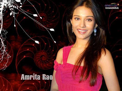 Hot Bollywood Amrita Rao Wallpapers