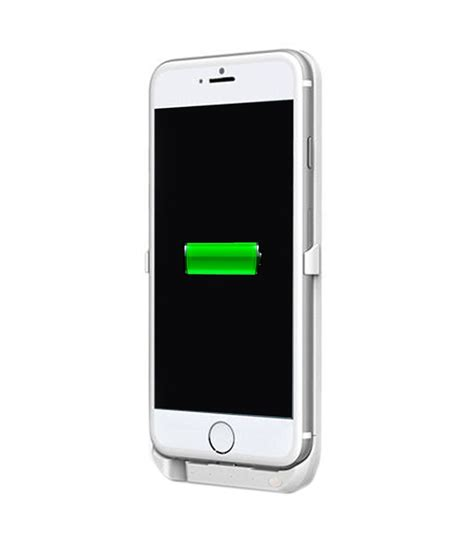 iphone 6 charging pebble charging for iphone 6 6s 3200mah power cover