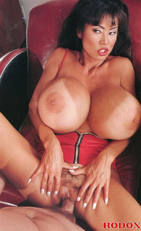 Asian Chick With Huge Tits Rides Hard Xxx Dessert Picture 8