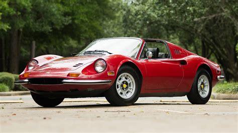 1972  1974 Ferrari Dino 246 Gts  Picture 683081  Car