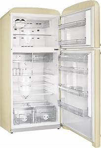 Smeg Retro Kühlschrank : k hlschrank fab50po freistehender smeg k hlschrank in retro optik smeg k chenger t von ~ Orissabook.com Haus und Dekorationen