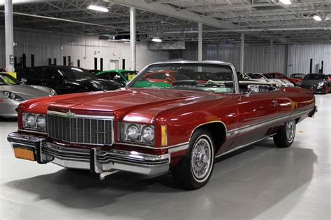 1974 Chevrolet Caprice Classic For Sale #1985524