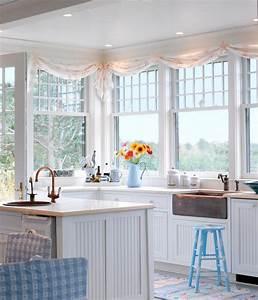Moderne Wohnzimmer Vorhänge : gardinenideen moderne k chengardinen ~ Sanjose-hotels-ca.com Haus und Dekorationen