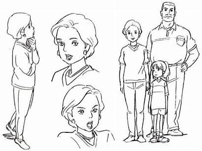 Spirited Away Character Design42 Iamag