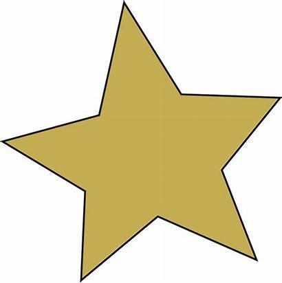 Star Gold Clip Graphics Transparent Format