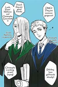 Yuri On Ice Harry Potter AU | yuri on ice | Anime, Chicas ...