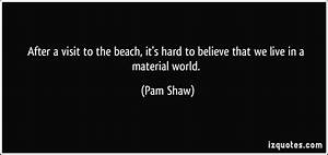 Famous quotes about 'Material World' - Sualci Quotes