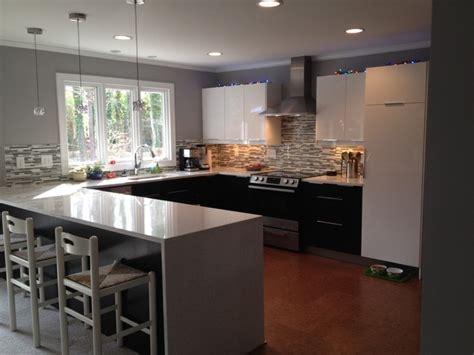 modern kitchen makeovers modern kitchen makeover modern kitchen raleigh by 4222