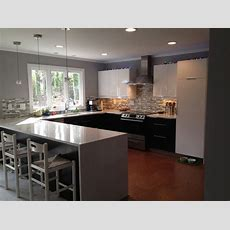 Modern Kitchen Makeover  Modern  Kitchen  Other Metro