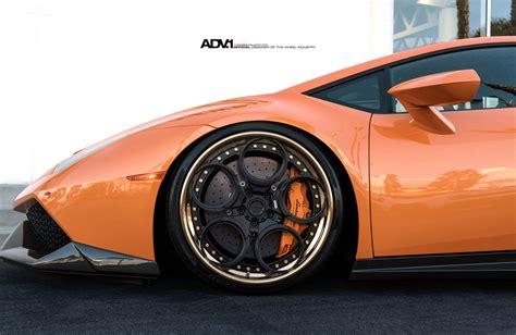 lamborghini huracan custom arancio borealis lamborghini huracan adv05c track spec