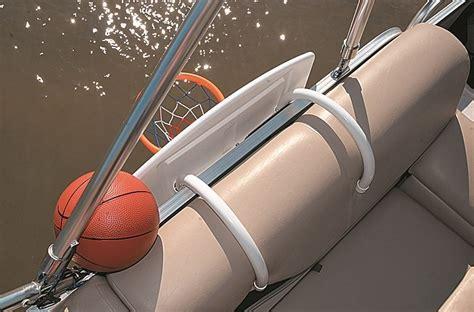 Pontoon Basketball Hoop by Pdb Tested No 149 Basketball Hoop Pontoon Deck Boat