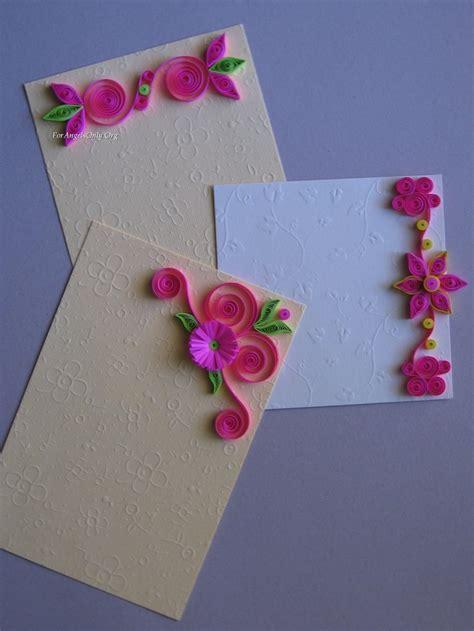 paper quilling designs for envelopes www pixshark com