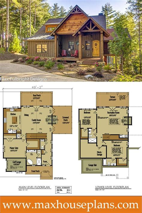 small cottage plan 17 best ideas about small lake houses on small