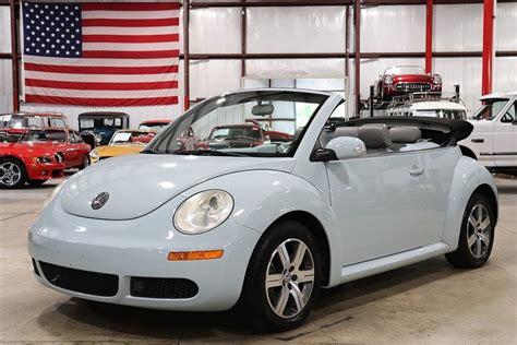 2006 Volkswagen Beetle Convertible by 2006 Volkswagen Beetle Convertible For Sale 95075 Mcg