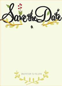 Save the date templatessave the date postcard templatejpg questionnaire template for Save the date template free download