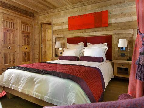 chambre chalet luxe chalet de luxe à méribel pour des vacances d hiver