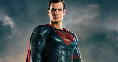 Justice League Superman Is Closer To The Comics Says Henry