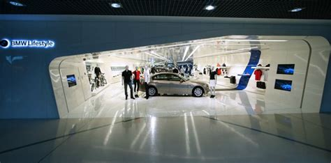 Bmw Shop Usa by Bmw Lifestyle Store Beijing The Aim Was To Create A