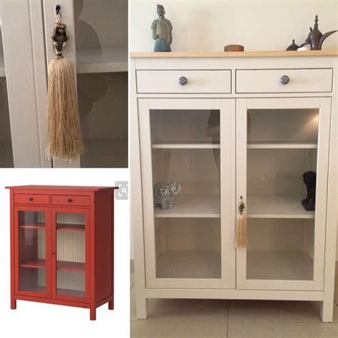 ikea hemnes linen cabinet upcycle  glad