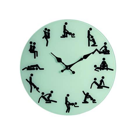 horloge murale en verre ideecadeau fr