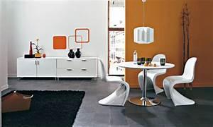 salon page 2 sur 5 carnet deco idees deco et tendances With sol gris quelle couleur pour les murs 4 le gris anthracite en 45 photos dinterieur