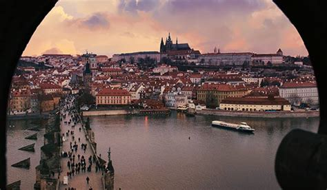 Dinner On A Boat Cruise by One Hour River Cruise Prague Boats Cz