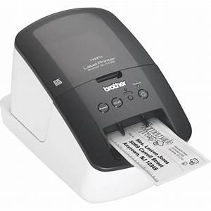 brother ql 710w high speed label printer w wireless ql With brother label printer templates