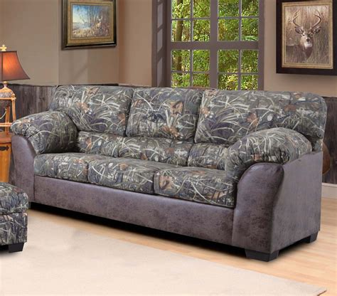 camo sofa  loveseat camo loveseat uflage realtree sectional couch mamabeartech  thesofa
