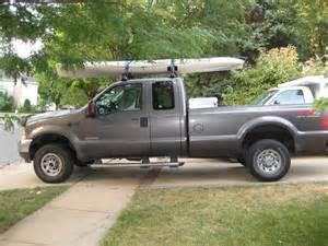 Pickup Truck Kayak Carrier Racks