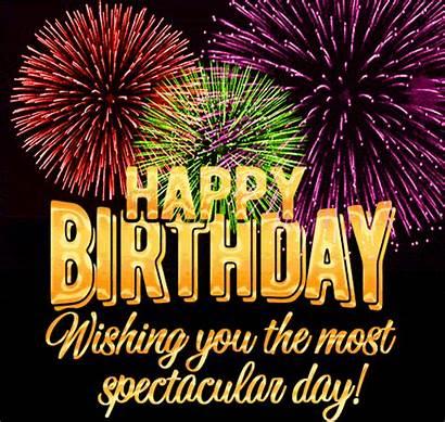 Birthday Happy Wishes Animated Friend Friends Myniceprofile