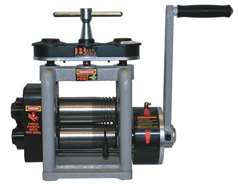 rolling mills  built jewelry equipment