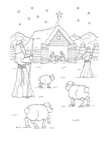bible story coloring page supercoloringcom