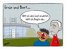 Bert_HSV Punkte – SCHÖN DOOF!