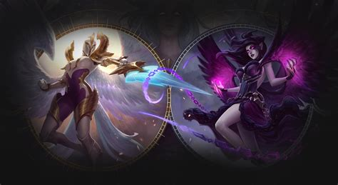 Riot Games Unveil Kayle And Morganas New Champion Updates