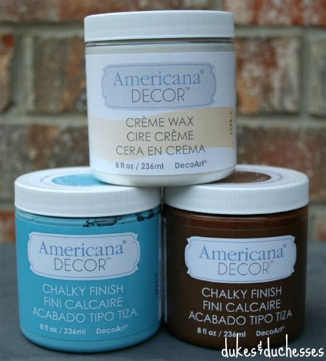 Americana Decor Chalky Finish Paint a curio cabinet makeover with chalky finish paint dukes