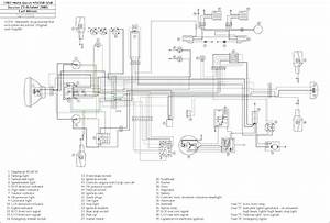 No Starter Wiring Diagram Motorcycle Electronic Ignition