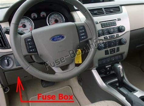 Fuse Box Diagram Ford Focus