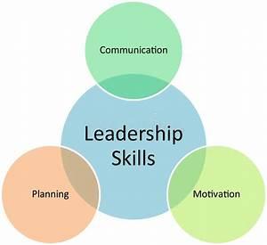 Leadership Skills Business Diagram Stock Illustration