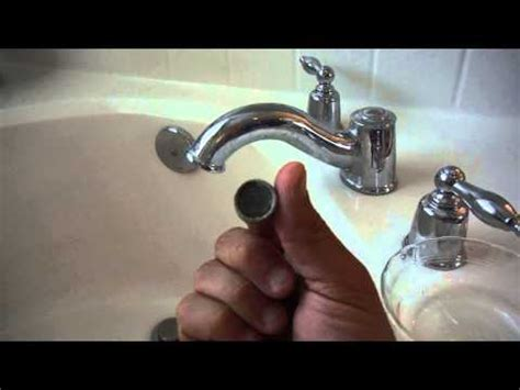 Moen Kitchen Faucet Aerator Cleaning by Plugged Bathtub Faucet Low Water Pressure Cleaning The