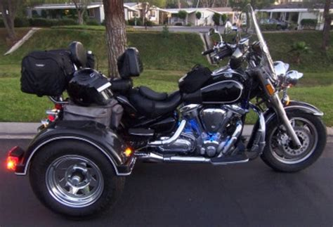 2014 Outlaw Outlaw Series Motorcycle Trike Kit