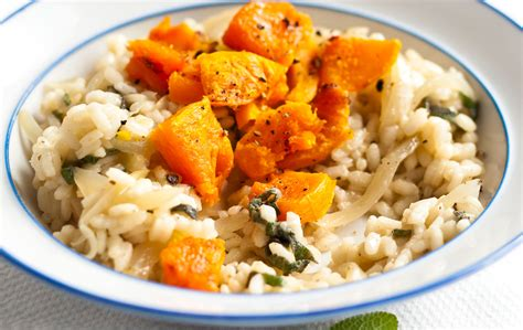 They have an entire section devoted to low cholesterol recipe ideas. Low-fat Butternut Squash Risotto   Dinner Recipes   GoodtoKnow