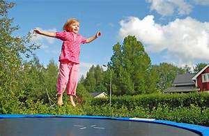 Trampolines: Mix Fun with Fitness For Your Kids! - Baby ...