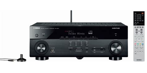 yamaha receiver 2018 upgrade to yamaha s 7 2 ch 4k airplay enabled a v receiver for 330 reg 550 9to5toys