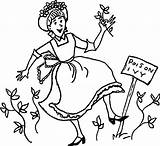 Ivy Coloring Poison Amelia Bedelia Pages Wecoloringpage Character sketch template