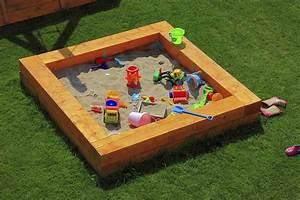 Sable Pour Bac à Sable Gifi : comment fabriquer un bac sable pour vos enfants ~ Dailycaller-alerts.com Idées de Décoration