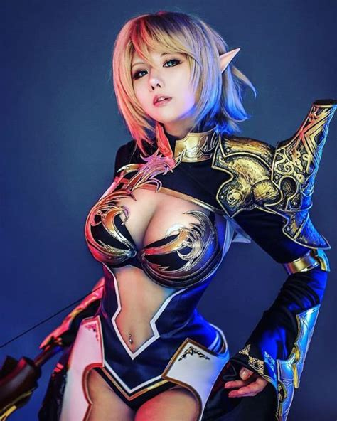 professional cosplayer tasha  incredibly sexy  talented