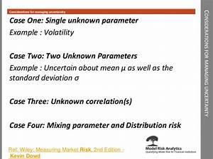 A Framework Driven Approach to Model Risk Management (www ...