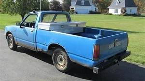 Buy Used 1982 Chevy Luv Diesel 4 Cylinder Pick Up Truck