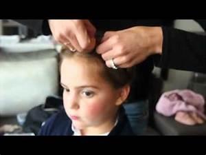 Coiffure Enfant Tresse : mums in paris coiffure enfant couronne de tresse youtube ~ Melissatoandfro.com Idées de Décoration